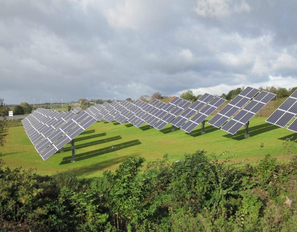 Solar Park Danish Solar Energy Ltd Dansk Solenergi