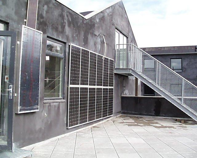 Tag L 248 Sninger Danish Solar Energy Ltd Dansk Solenergi