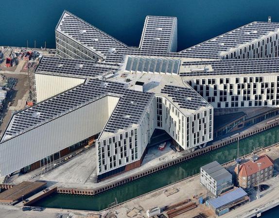 Projekter Danish Solar Energy Ltd Dansk Solenergi