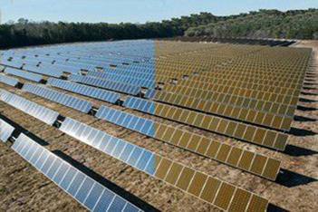 Solar tiles for listed buildings